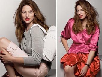 коллекция осень-зима 2011-2012 от Marina Rinaldi.