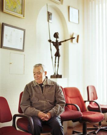 Франсиско Мансилья Карамес. Фото Виктор Борзых