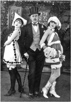 Рекламный снимок «Mack sennett comedies». 1919