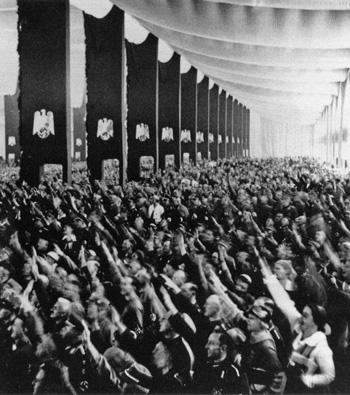 Джеймс Аббе. Нюрнберг. 1933