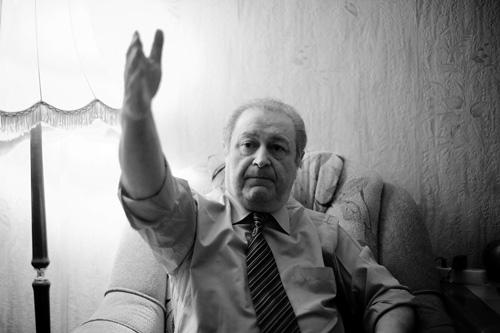 Аяз Муталибов. Фото Максим Авдеев