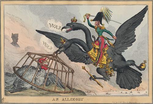 Хит Уильям. Аллегория Русско-турецкой войны 1828—1829 гг. 1828