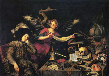 Антонио де Переда. Сон рыцаря