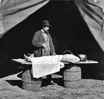 Неизвестный солдат. 1863